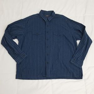 Polo Sport Casual Shirt Mens XXL Blue